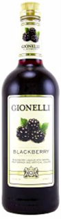 Gionelli Blackberry and Brandy 1.00l - Case of 12
